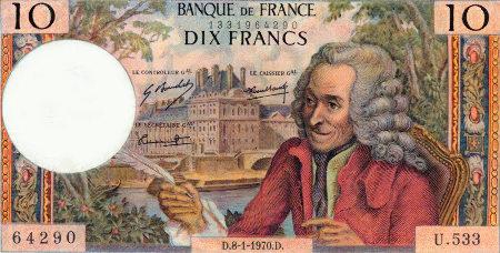 La République a toujours honoré (à juste titre) Voltaire comme penseur des Lumières