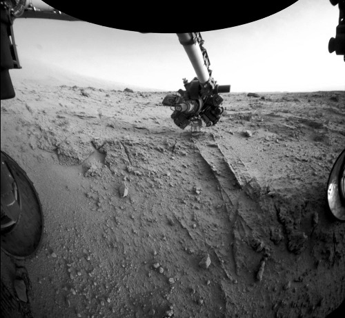 Un site martien d'intérêt géologique: Darwin (sol 399, 20 septembre 2013)