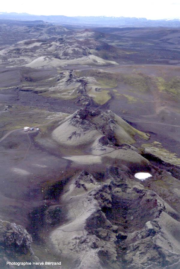 Fissure   ruptive de Lakagigar  Islande