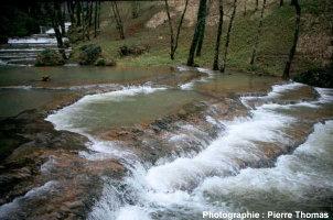 Le ruisseau de Baume les Messieurs (Jura)