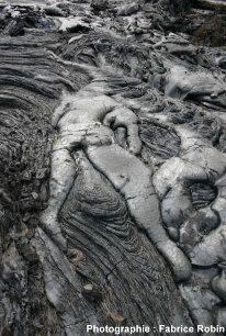 Coulée du Piton de la Fournaise, La Réunion