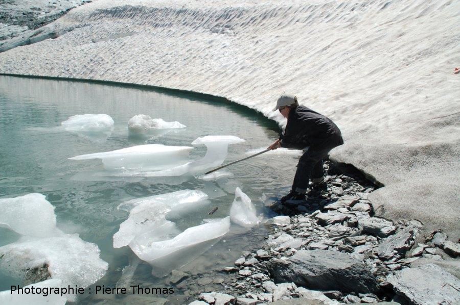 Des icebergs à échelle humaine
