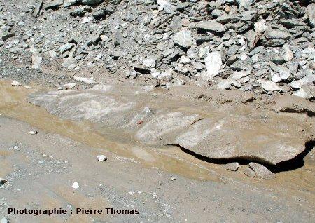 Autre vue du site, massif de Bellecôte (Savoie)