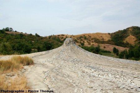 Vue générale du volcan 1, Nirano (Émilie Romagne)