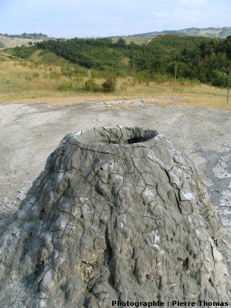 Le cratère du volcan 1, Nirano (Émilie Romagne)