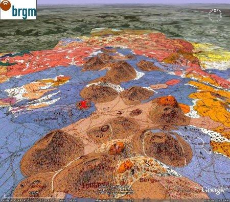 Le Puy de Lemptégy dans la Chaîne des Puys : géologie locale