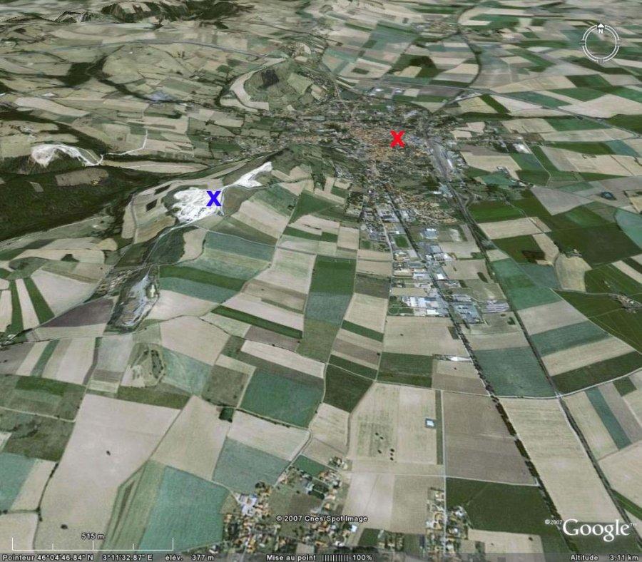 Le site de la carrière du Mont Libre de Gannat (Allier)