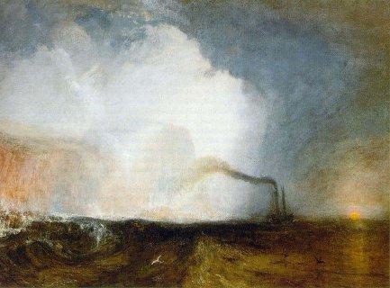 «La grotte de Fingal» de Joseph Mallord William Turner