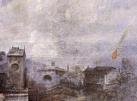"La Madone de Foligno""(Raphaël), gros plan sur le «bolide»"