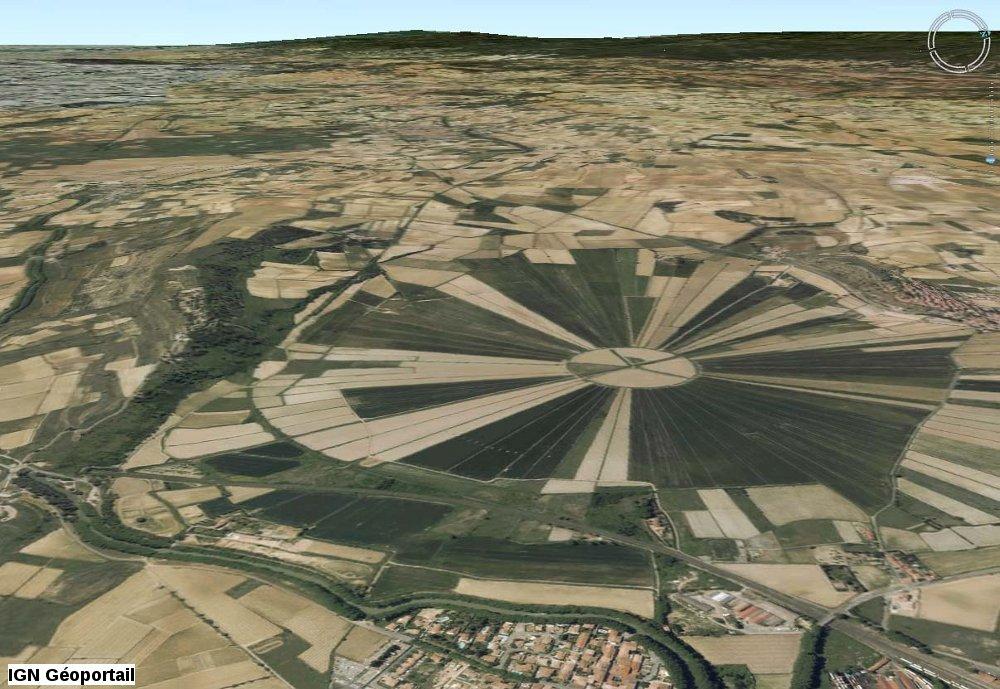Géologie et aménagement du territoire, un exemple de réussite : l'aménagement de l'étang de Montady (Hérault) — Planet-Terre