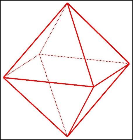 Un octaèdre