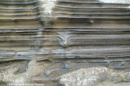 Figures d'impact dans des dépôts phréato-magmatiques et/ou surtseyens sur le flanc Est du stratovolcan des Sept Cités, île de Sao Miguel, Açores