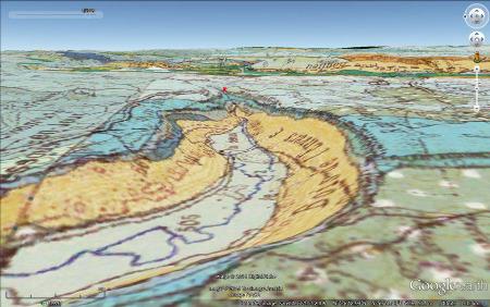 Morphologie et géologie de la vallée du Hérisson (Jura)