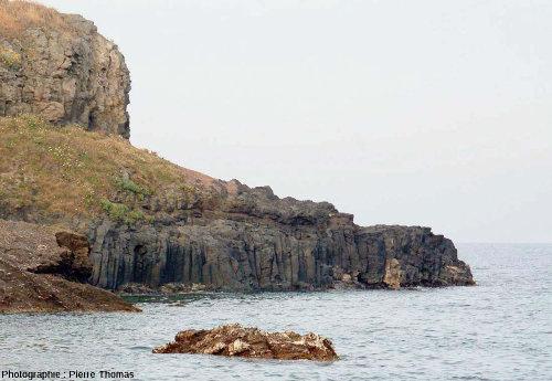 Extrémité occidentale de la Pointe Nègre, Six-Fours-les-Plages (agglomération de Toulon, Var)