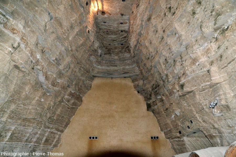 Chambre en ogive avec toit plat, Terra-Vinéa, Portel-des-Corbières (Aude)