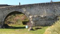 Le calcaire à gryphées (Sinémurien) des carrières de Saint-Fortunat, Saint-Didier-au-Mont-d'Or (Rhône), et son pont monolithique