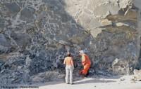 Des magmas acides et des magmas basiques qui coexistent, se recoupent, se mélangent…