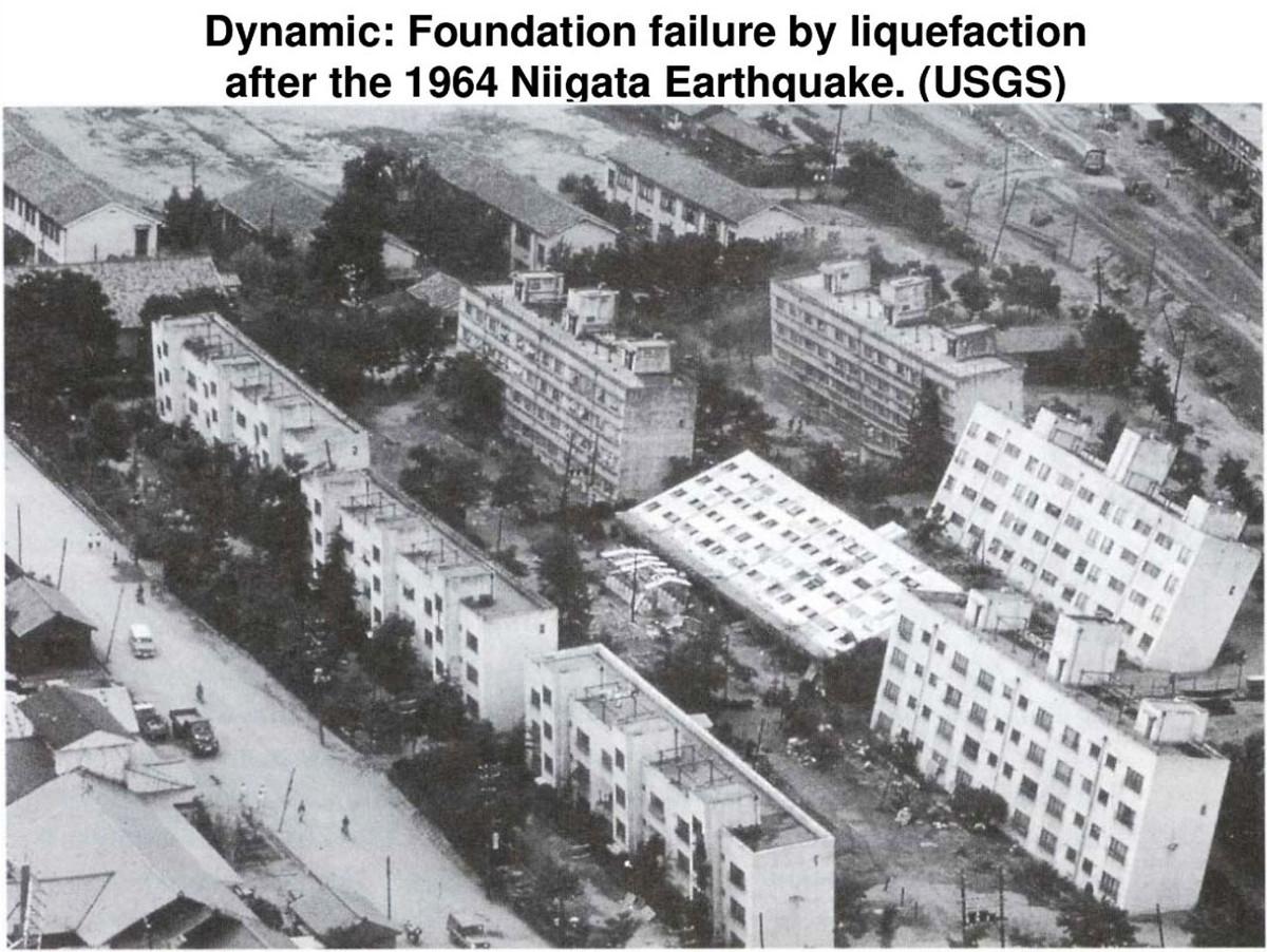 liquefaction earthquake