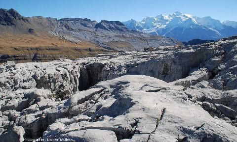 Le Désert de Platé, l'un des plus beaux et des plus vastes lapiaz de France