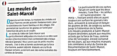 Montage avec la version en français des textes du panneau de la figure précédente
