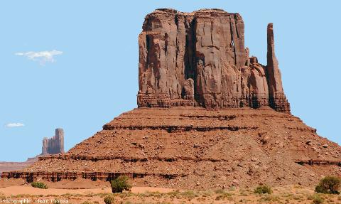 West Mitten Butte, Monument Valley (USA)