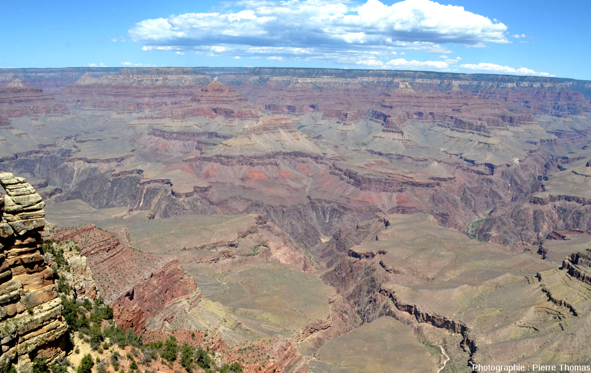 Relative datant Grand Canyon