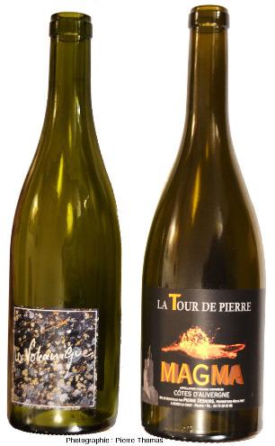 """Deux vins """"basaltiques"""" d'Auvergne-Rhône-Alpes: «La Volcanique» et le «Magma»"""