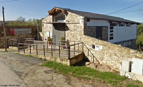 L'Aula arqueológica de Las Médulas, musée qui montre différents objets archéologiques, des maquettes et des panneaux qui expliquent les techniques d'exploitation romaines de l'or