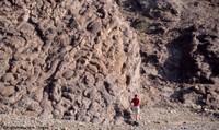 Les ophiolites en 180 photos – 4/7 Basaltes en coussins, coulées et sédiments