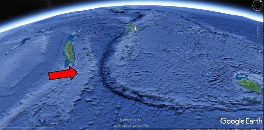 Le contexte géodynamique de la subduction des Hébrides dans le Pacifique