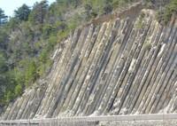 Les alternances marno-calcaires, les slumps et le GSSP (Global boundary Stratotype Section and Point) de la base de l'Hauterivien (Crétacé inférieur) de La Charce (Drôme)