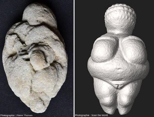 Gogotte et Vénus paléolithique