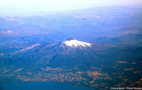 Le Villarrica, 2847m, DE 2021, 35000hab.