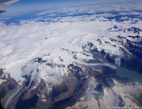 Champ de glace Nord de Patagonie, du Sud au Nord, vue 7/7