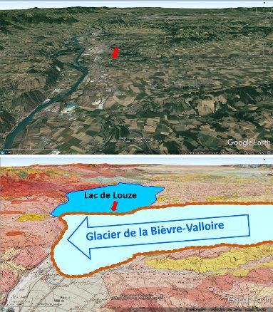 Plaine de la Bièvre-Valloire et vallée du Rhône