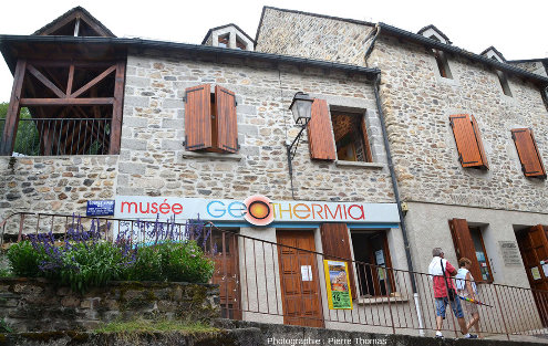 Musée de la géothermie et du thermalisme, Géothermia