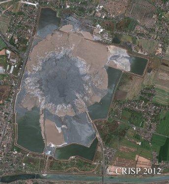 Lusi, le 20 septembre 2012