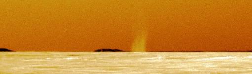 Le but des 3 ans de trajet d'Opportunity, les bords du cratère Endeavour, se profile dans le lointain de Mars