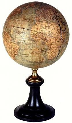 Le globe de Badoureau