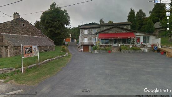 L'auberge de la Tortue, à Boussolet
