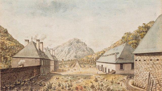 Les fonderies royales d'Allemont au 18ème siècle