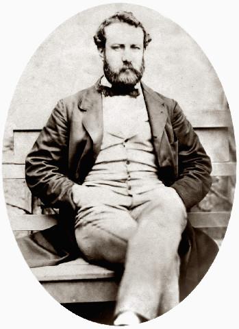 Jules Verne, vers 1856