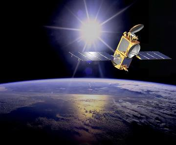 Le satellite altimétrique Jason-2, lancé en 2008
