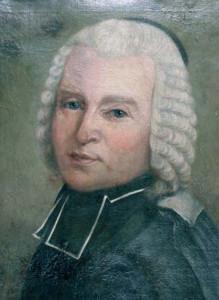 Portrait de l'abbé Nicolas Louis de La Caille (1713 – 1762)
