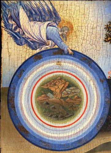 La Création du Monde de Giovanni di Paolo (milieu 15e siècle)