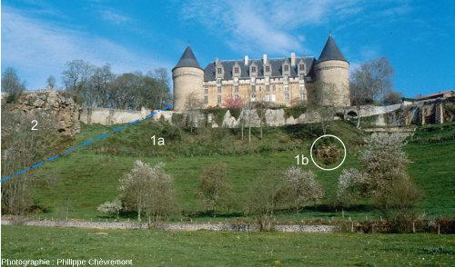 Site du château de Rochechouart