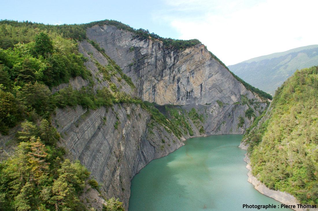 Des roches sédimentaires riches en matière organique: les marnes noires du Jurassique inférieur du Dauphiné (vallée de l'Ebron, Isère)