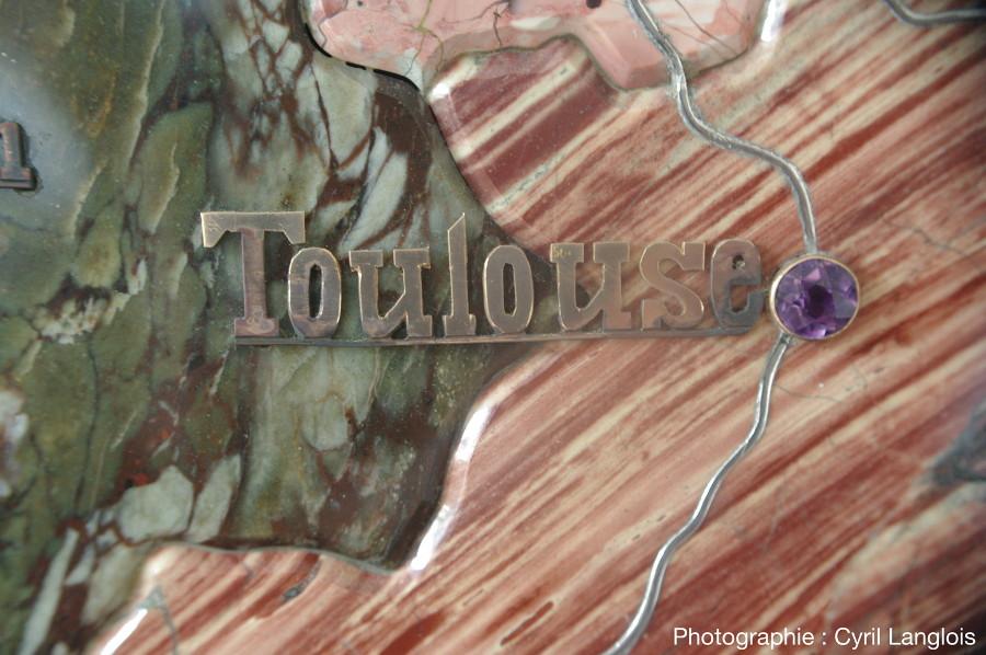 Zoom sur Toulouse