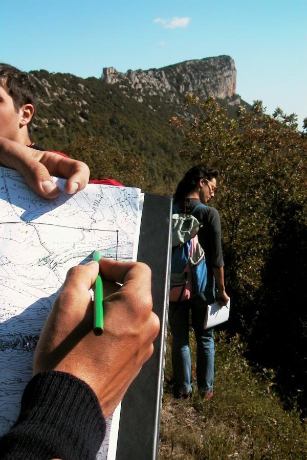 Lever une carte forme à l'observation