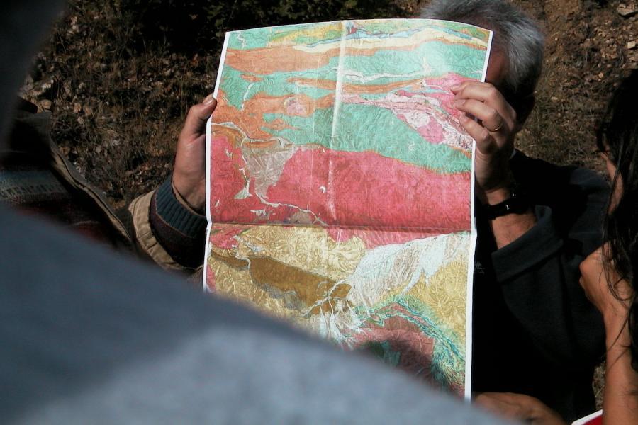 Lire une carte passe par construire une carte